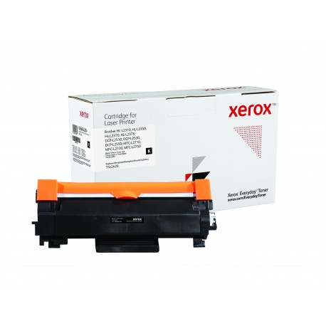 Toner Xerox Everyday remplace Brother TN-2420 Noir