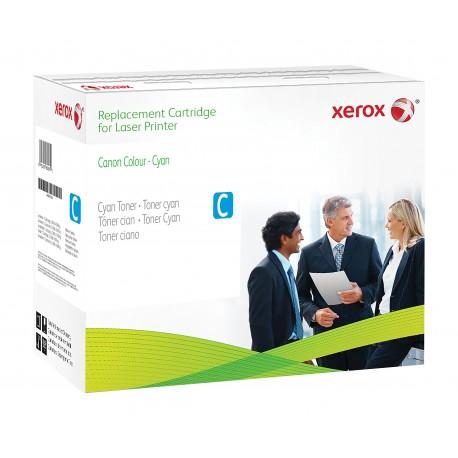 Toner Xerox remplace Canon CRG-723C (2643B002) Cyan