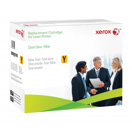 Toner Xerox remplace Canon CRG-723Y (2641B002) Yellow