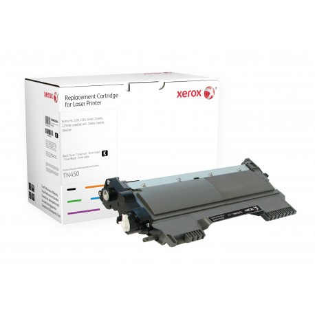 Toner Xerox équivalent Brother TN2220 Noir