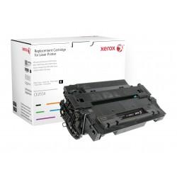 Toner Xerox équivalent HP CE255X Noir