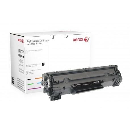 Toner Xerox remplace HP CF283X Noir