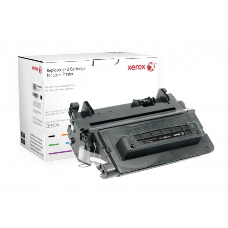 Toner Xerox remplace HP CE390A Noir