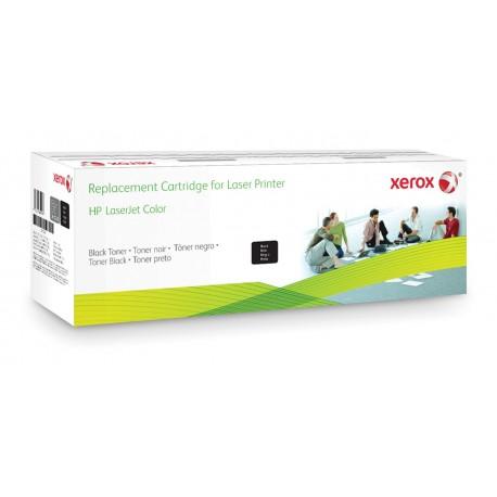 Toner Xerox remplace HP CE390X Noir