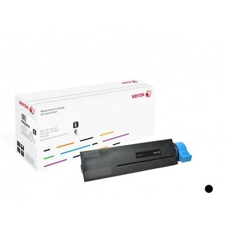 Toner Xerox équivalent OKI 44917602 Noir