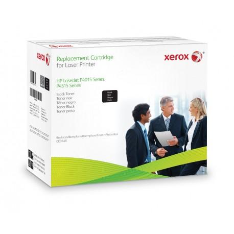 Toner Xerox remplace HP CC364X Noir
