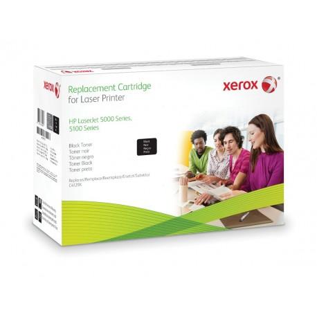 Toner Xerox remplace HP C4129X Noir