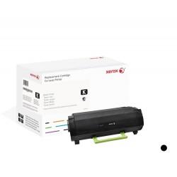 Toner Xerox remplace Lexmark 50F2X00 Noir