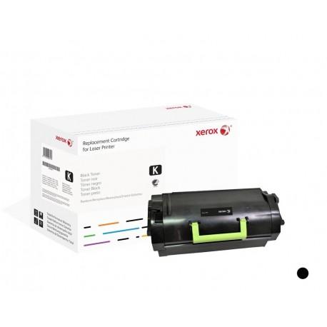 Toner Xerox remplace Lexmark 52D2X00 52D2X0E Noir