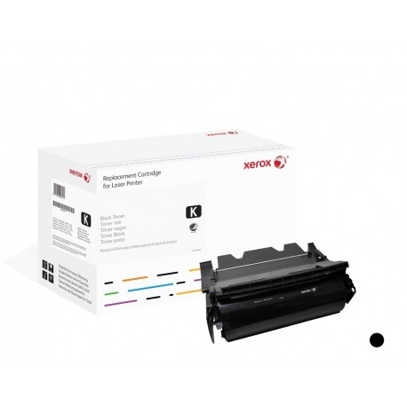 Toner Xerox remplace Lexmark T654X21E T654X11E Noir