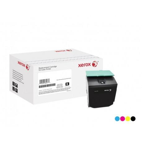Toner Xerox remplace Lexmark C540H2YG C540H1YG Yellow