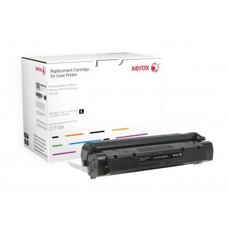 Toner Xerox remplace HP C7115A Noir