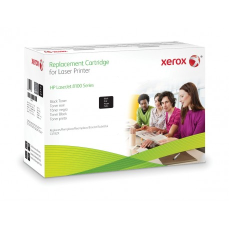 Toner Xerox équivalent HP C4182X Noir
