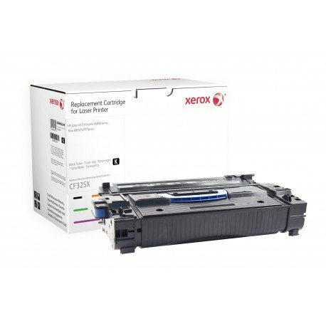Toner Xerox remplace HP CF325X Noir