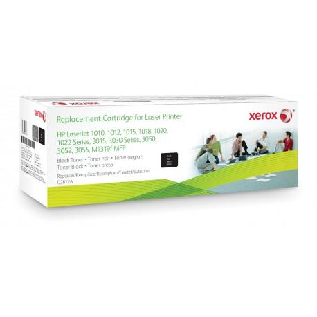 Toner Xerox remplace HP Q2612A Noir
