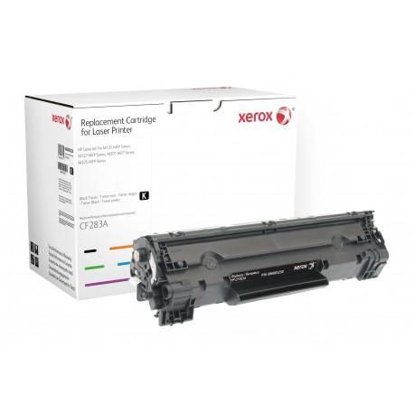 Toner Xerox remplace HP CF283A Noir