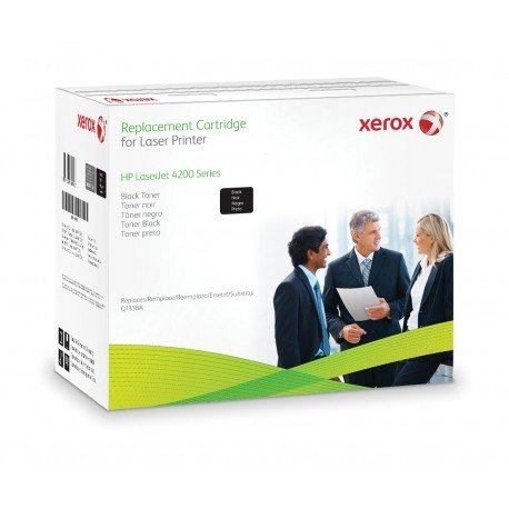 Toner Xerox remplace HP Q1338A Noir