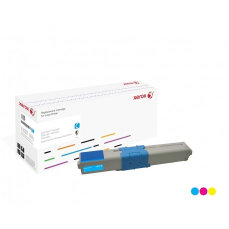 Toner Xerox équivalent OKI 44469723 Magenta