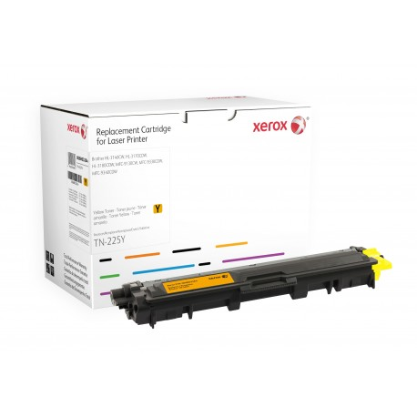 Toner Xerox remplace Brother TN245Y Yellow