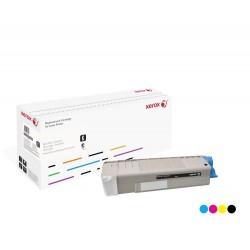 Toner Xerox équivalent OKI 43872305 Yellow