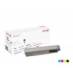 Toner Xerox équivalent OKI 44059167 Cyan
