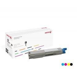 Toner Xerox équivalent OKI 43459371 Cyan