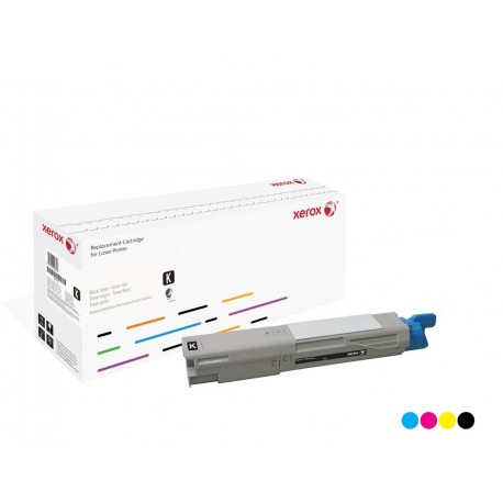 Toner Xerox équivalent OKI 43459370 Magenta
