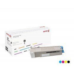 Toner Xerox équivalent OKI 43324408 Black