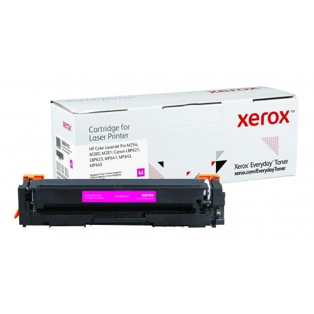 Toner Xerox Everyday remplace HP CF543XCRG-054HM Magenta