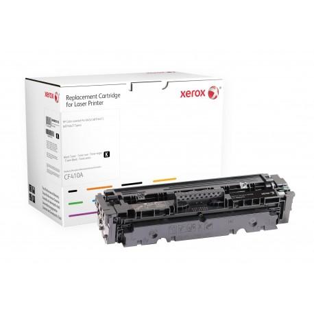 Toner Xerox remplace HP CF410A Black