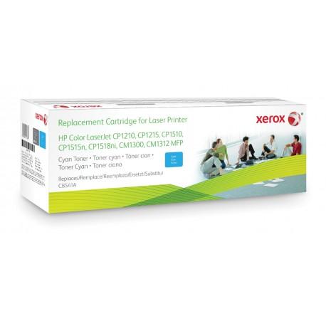 Toner Xerox remplace HP CB541A Cyan