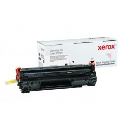 Toner Xerox Everyday remplace HP CB435ACB436ACE285ACRG-125 Noir