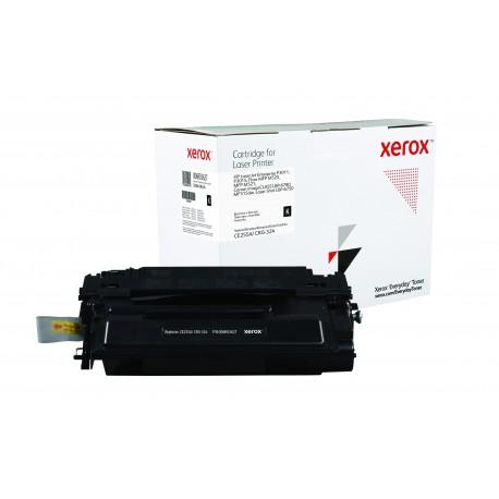 Toner Xerox Everyday remplace HP CE255ACRG-324 Noir