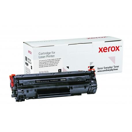 Toner Xerox Everyday remplace HP CE278ACRG-126CRG-128 Noir