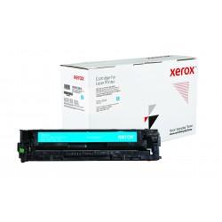 Toner Xerox Everyday équivalent HP CF211A/CB541A/CE321A/CRG-116C/CRG-131C Cyan