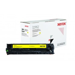 Toner Xerox Everyday équivalent HP CF212A/CB542A/CE322A/CRG-116Y/CRG-131Y Yellow