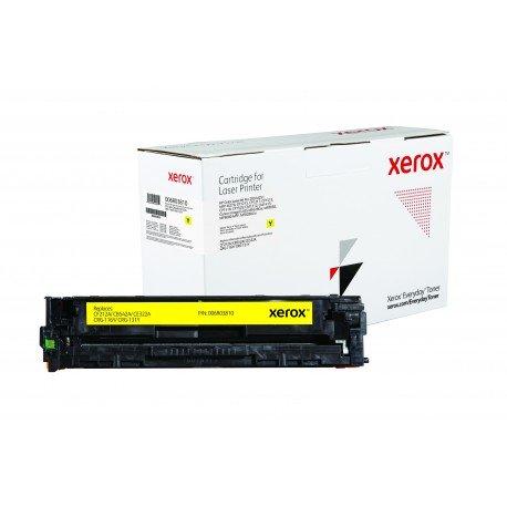 Toner Xerox Everyday équivalent HP CF212A/CB542A/CE322A/CRG-116Y/CRG-131Y Yellow