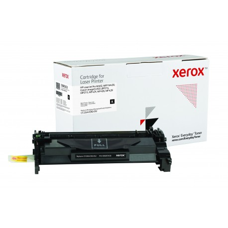 Toner Xerox Everyday remplace HP CF226ACRG-052 Noir