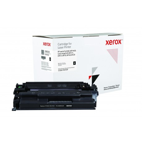 Toner Xerox Everyday remplace HP CF226XCRG-052H Noir