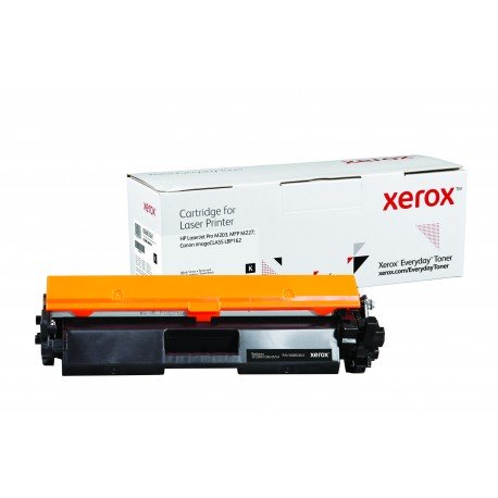 Toner Xerox Everyday remplace HP CF230XCRG-051H Noir