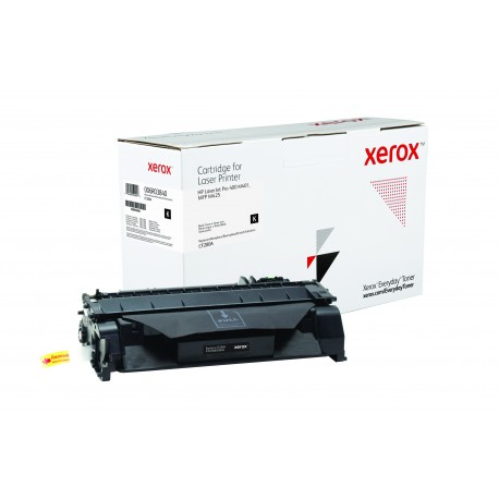 Toner Xerox Everyday remplace HP CF280A Noir