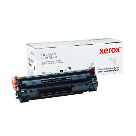 Toner Xerox Everyday remplace HP CF283A Noir