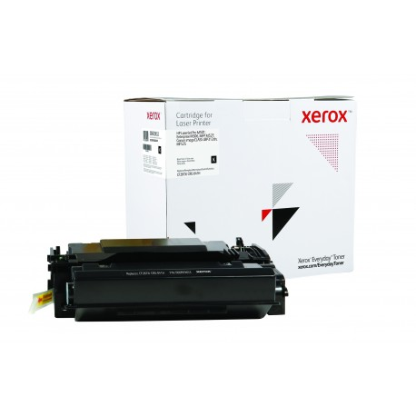 Toner Xerox Everyday remplace HP CF287XCRG-041H Noir
