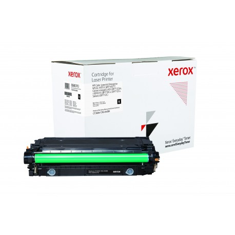 Toner Xerox Everyday équivalent HP CF360A/CRG-040BK Black