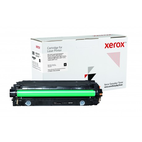 Toner Xerox Everyday remplace HP CF360XCRG-040HBK Black