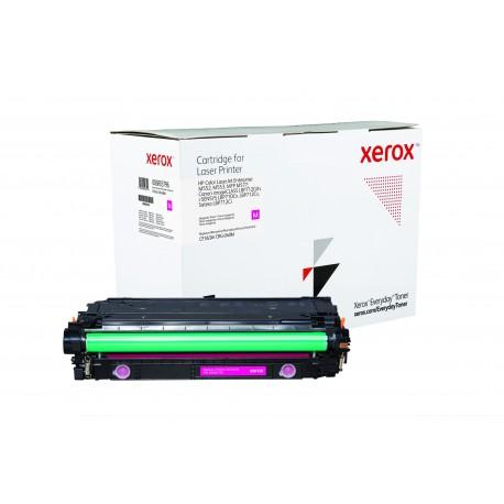 Toner Xerox Everyday équivalent HP CF363A/CRG-040M Magenta
