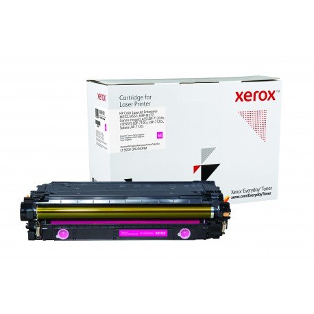 Toner Xerox Everyday remplace HP CF363XCRG-040HM Magenta