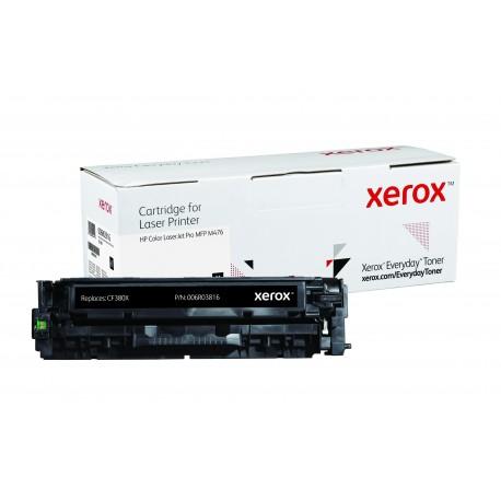Toner Xerox Everyday équivalent HP CF380X Black