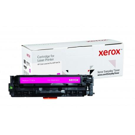 Toner Xerox Everyday équivalent HP CF383A Magenta