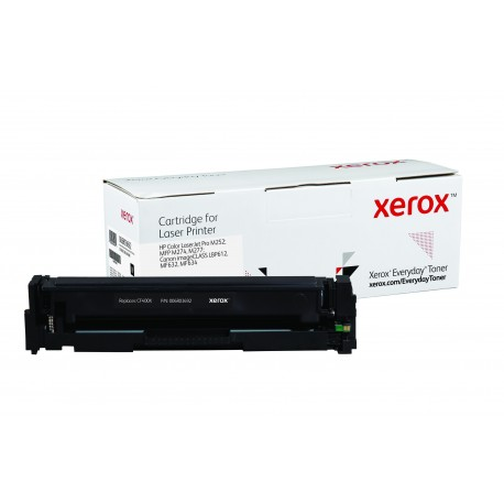 Toner Xerox Everyday remplace HP CF400XCRG-045HBK Black